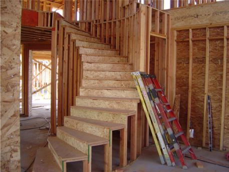 How To Build A Stairs Inside The House